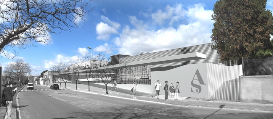 IMPROVEMENT AND EXPANSION OF THE AMERICAN SCHOOL OF BARCELONA ...